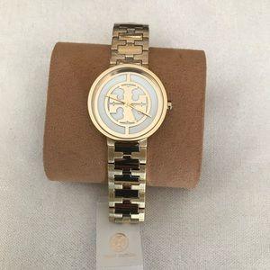 Tory Burch Women's 36mm Gold Reva Watch